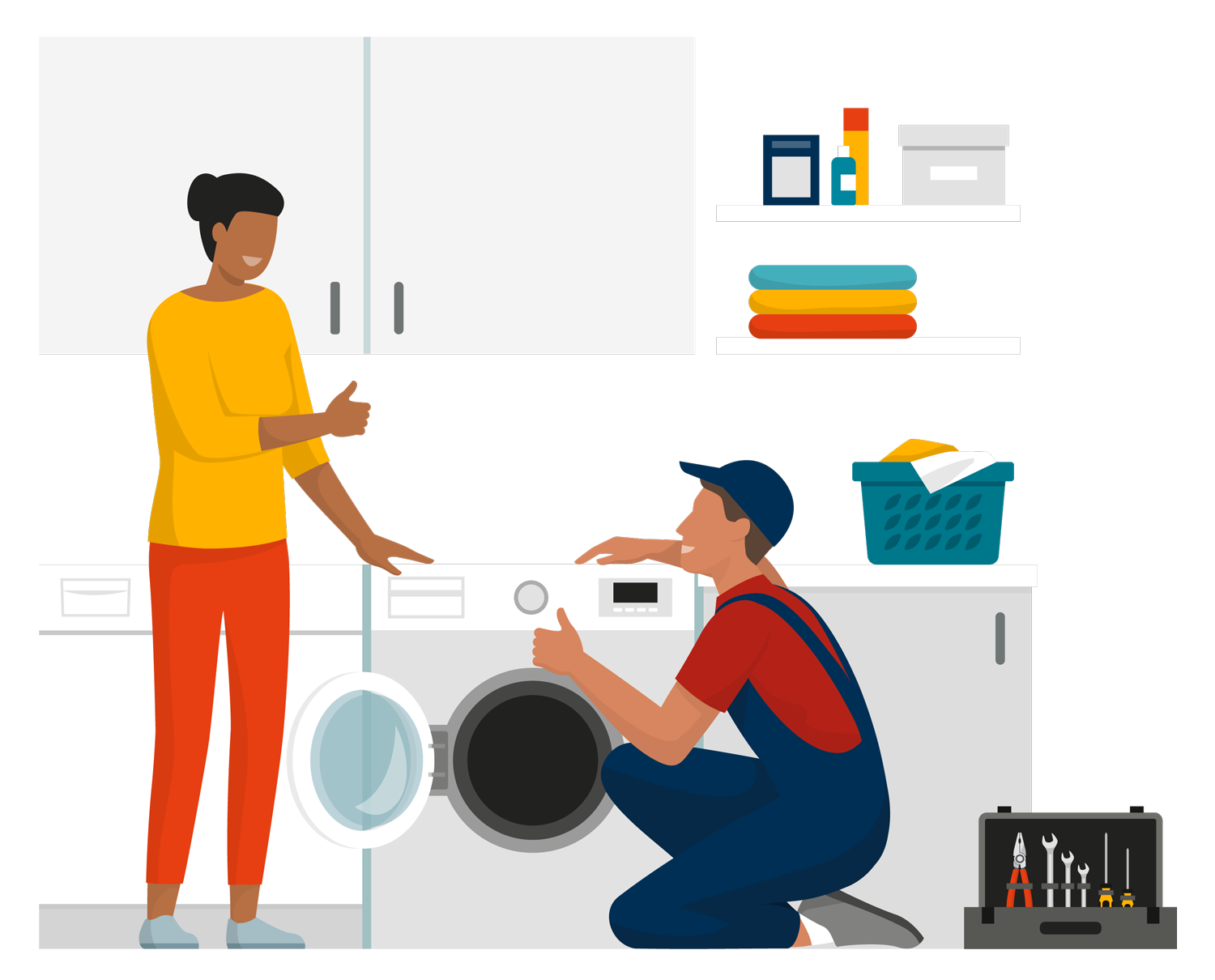 appliance repair brookly